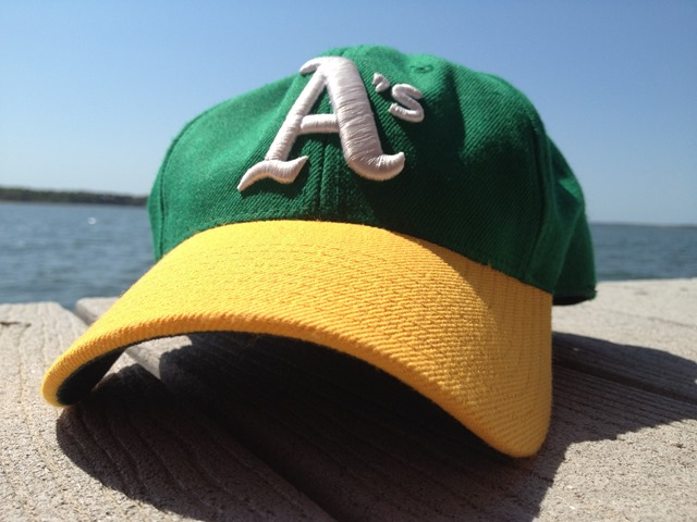 Athletics Cap