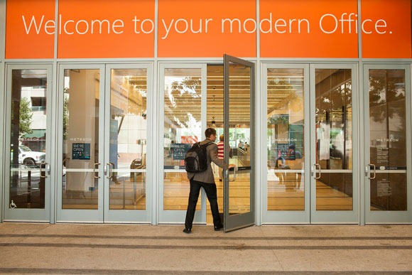 Microsoft introduces Office 2013