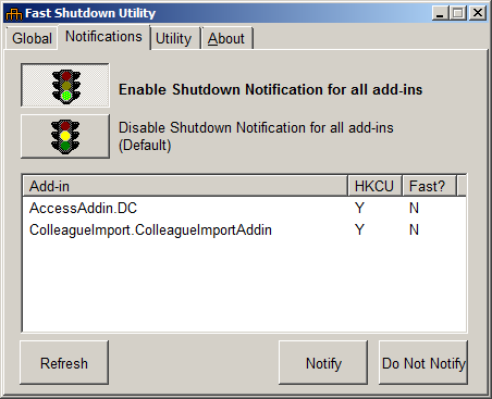 how to enable add ins in outlook 2010