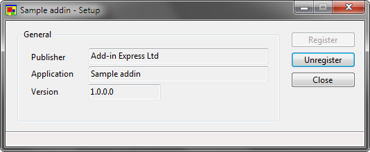 Deploying per-user Office extensions via ClickOnce