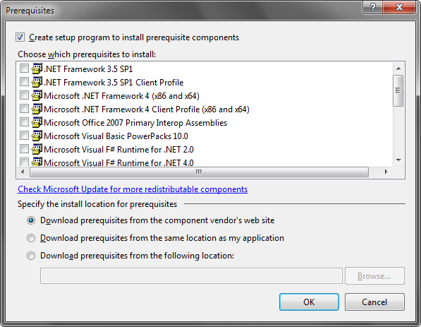 Deploying per-user Office extensions via an MSI installer