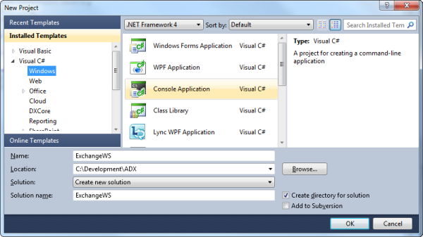 Creating a new SharePoint Ribbon project in Visual Studio 2010