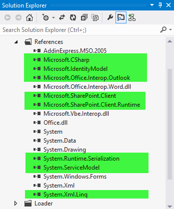 Populating Word documents with data from external sources