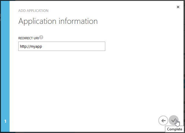 Office 365 API – Authentication & Setup