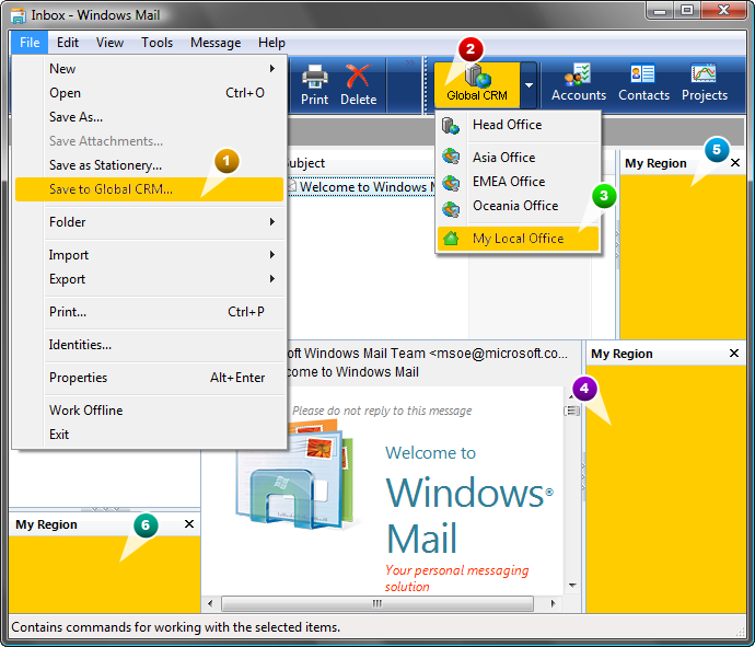 Add-in Express 2008 for Outlook Express