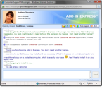 Live chat - for urgent issues