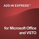 Develop Office plug-ins in VSTO